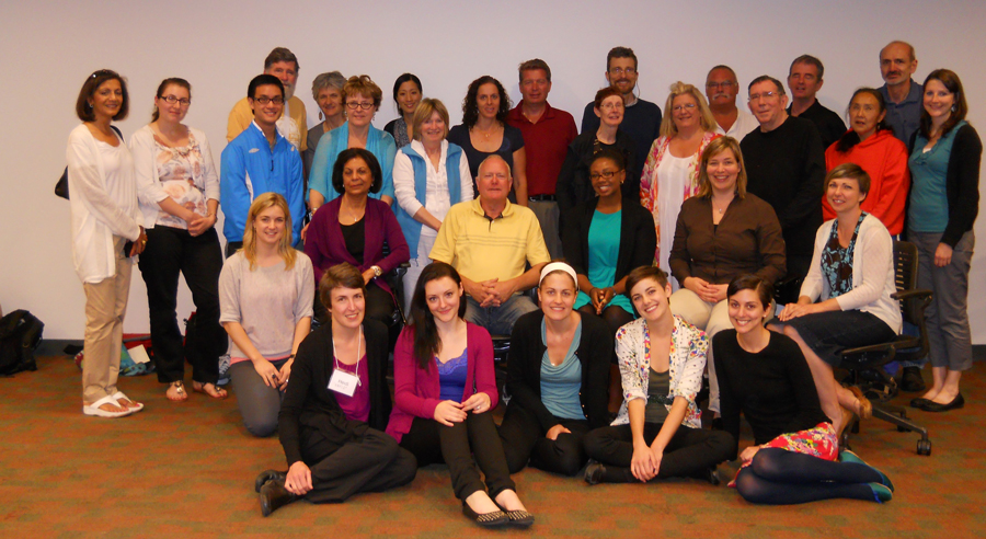 iTAWC aphasia therapy team
