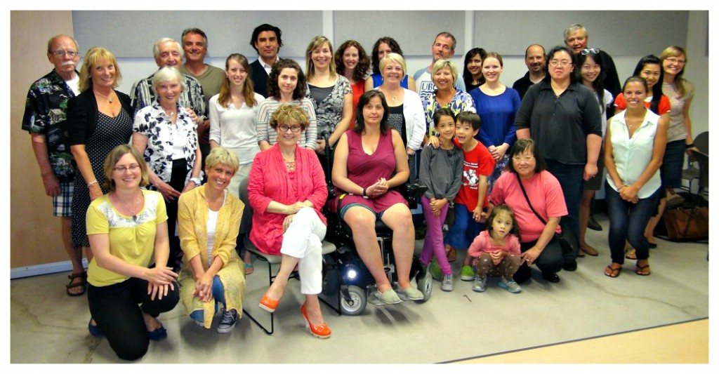 Intensive aphasia program group